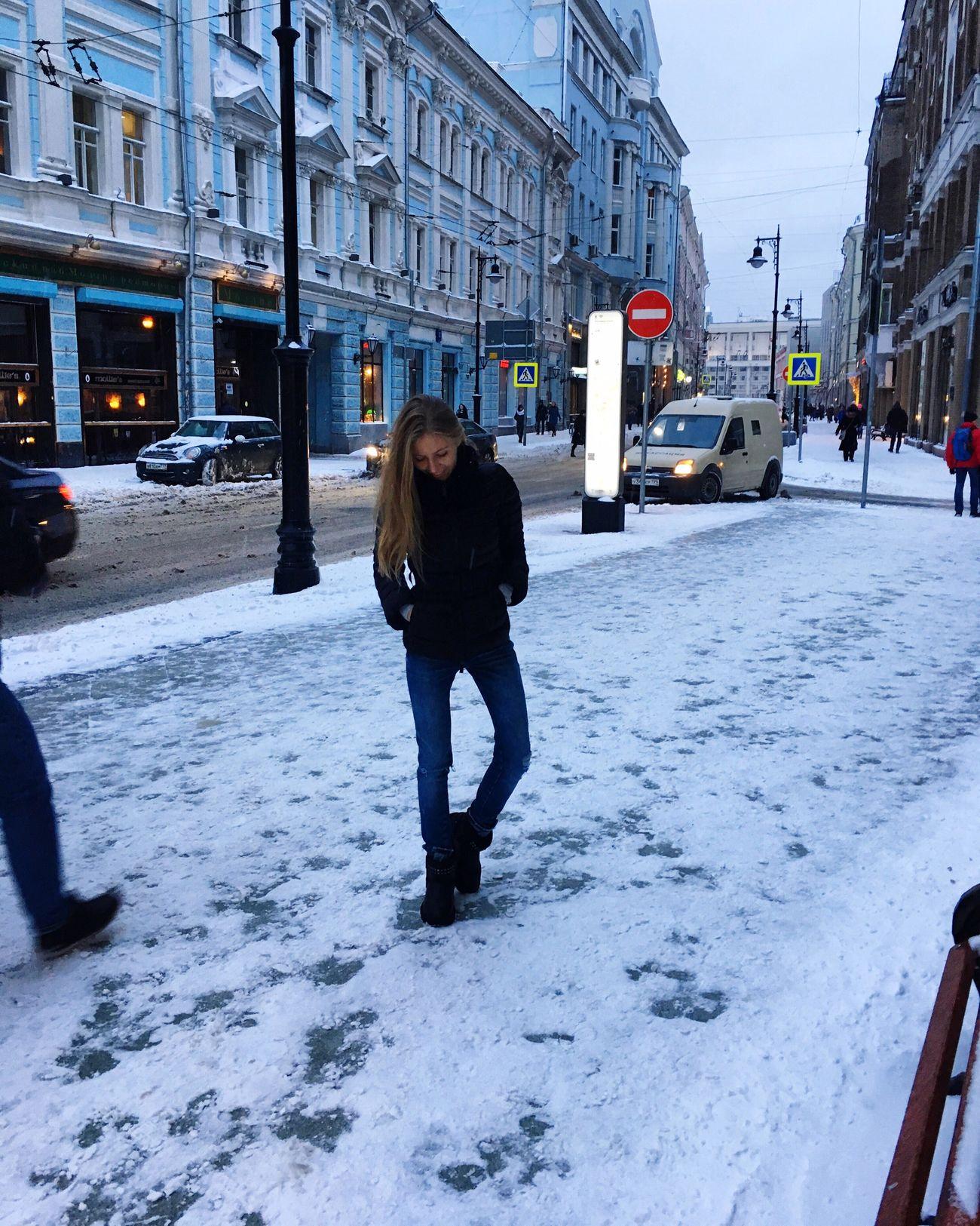 Nature Cold Temperature Snow ❄