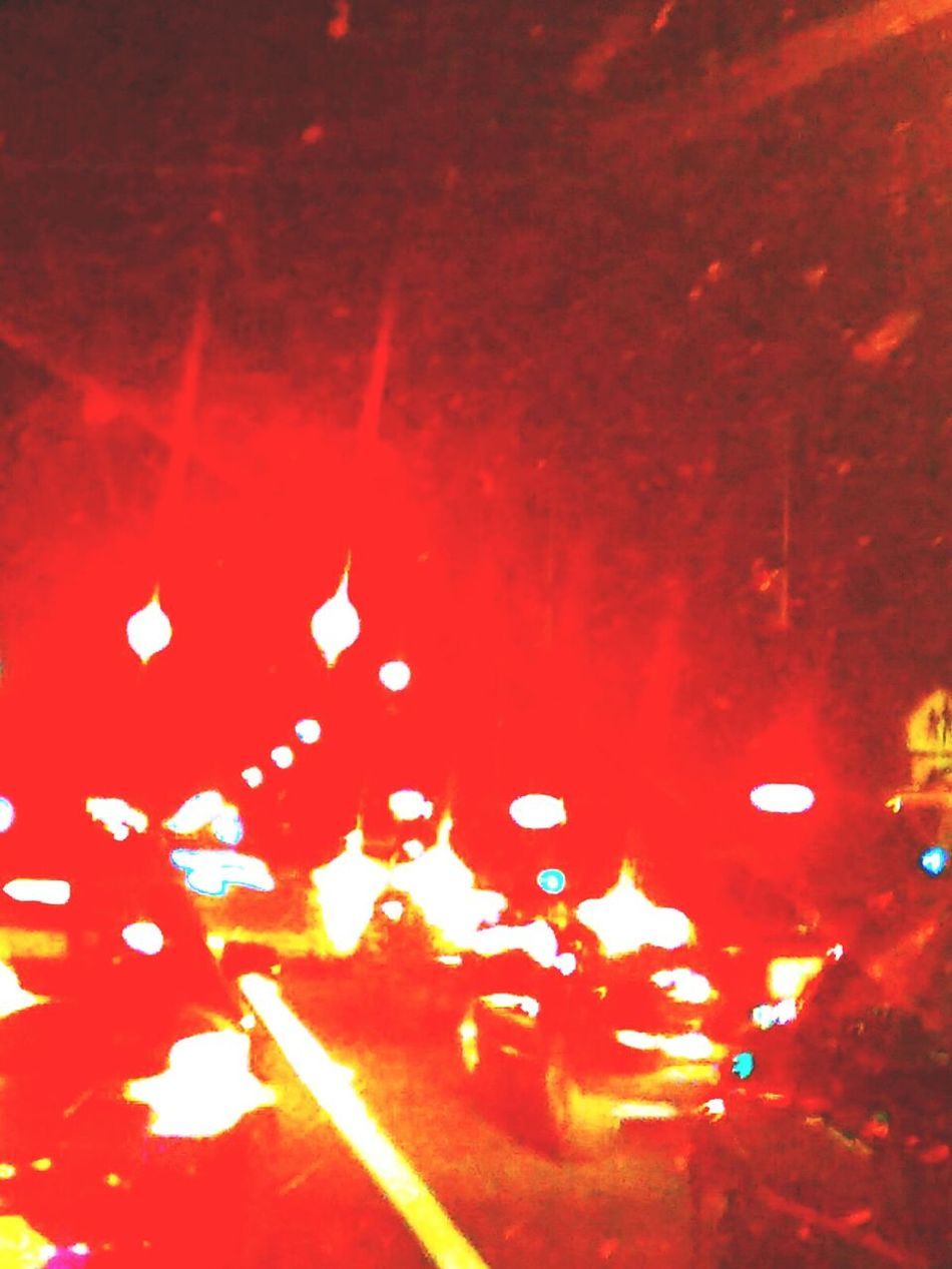 Splatter of fiery red lights all a-glow, heads & tails of cars painting the night fast on the go..... Imagination Visual Poetry Red CreativePhotographer Creative Light And Shadow Notes From The Underground On The Road Darkness And Light Streetphotography Glowing Getting Creative Creativity Ink Blot Therapy Experimental Outdoors What Do You See? Red Background Lights Abstract Artistic Surrealism Surreal Night Lights Creative Photography Creativity Has No Limits