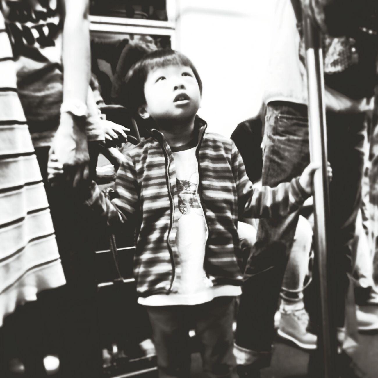 Asian Boy Handrail  EyeEm Gallery Holdingmommyshand