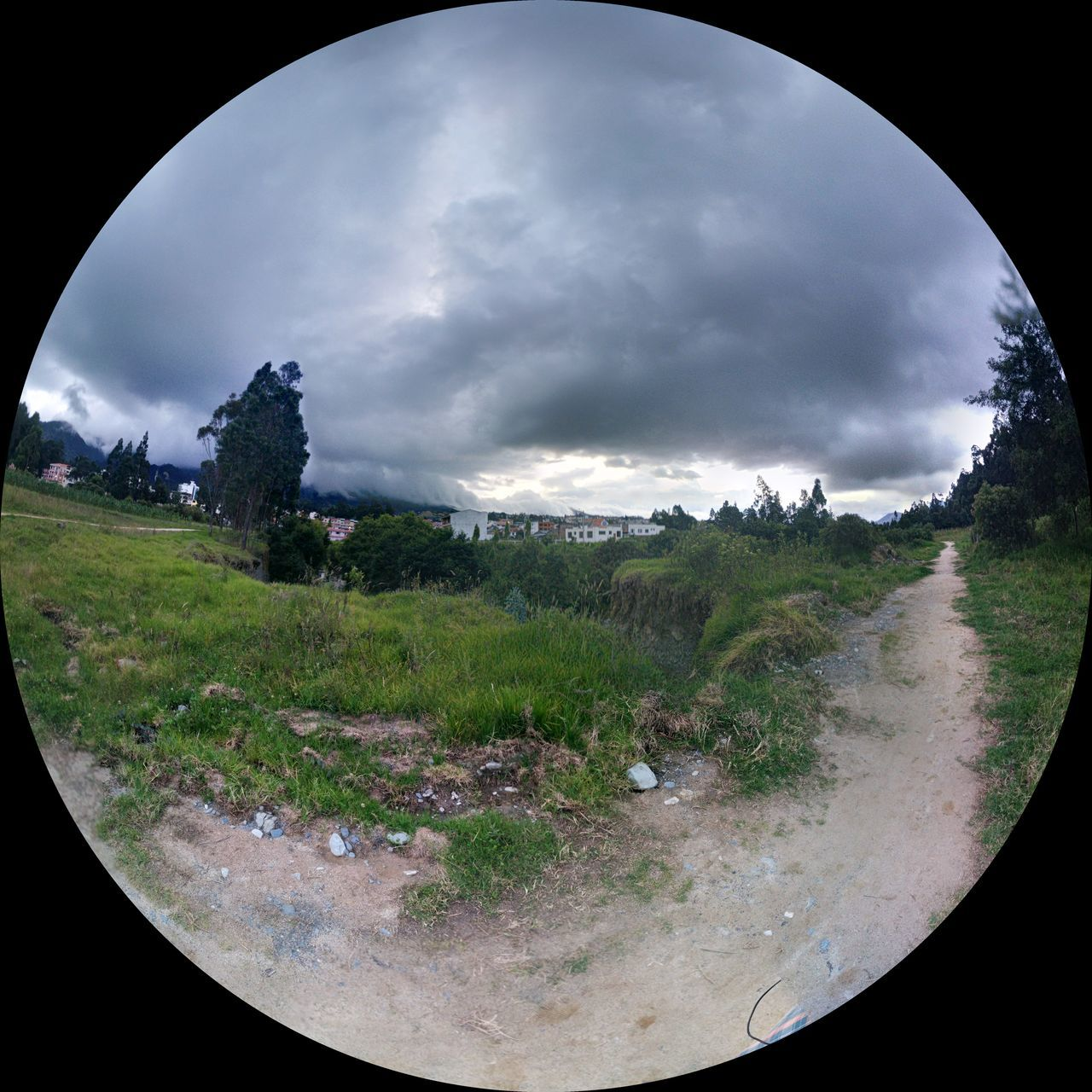 Fisheye Ecuador Nature Cloud - Sky Ecuador♥ Loja, Ecuador