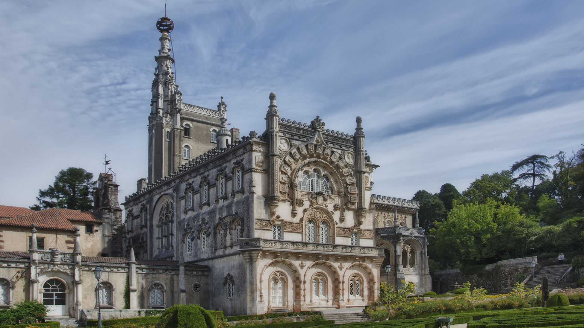 Architecture Built Structure Bussaco - Portugal History Hotel Palace Hotel Do Bussaco Place Of Worship Travel Destinations