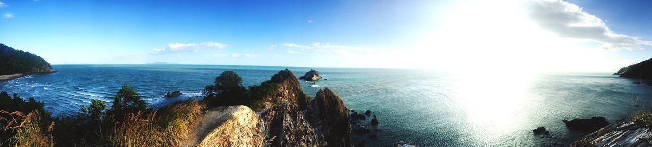 Enjoying Life Ocean Lanta Hello World