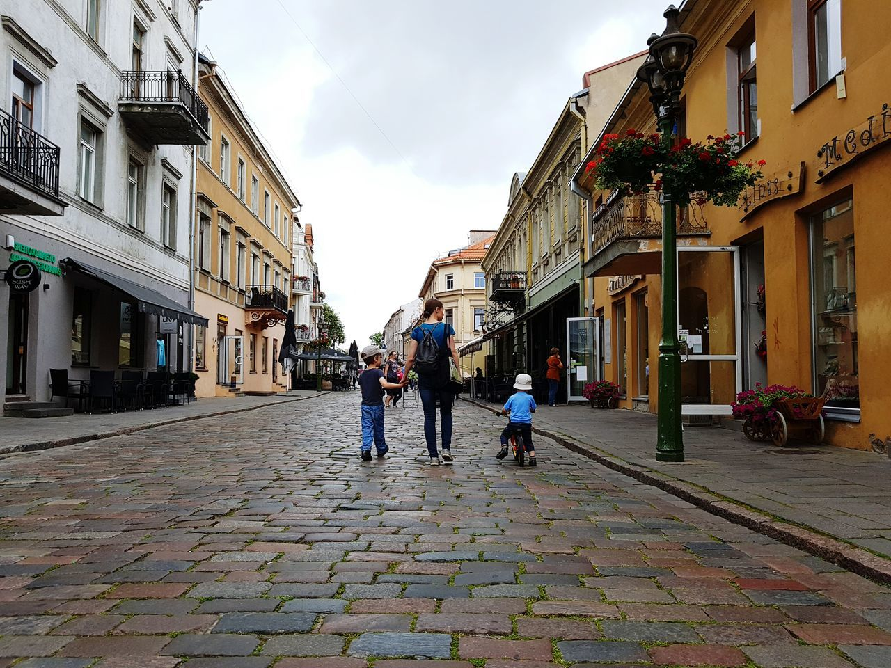 Kaunas Old Town Old Town Family Time Family Walk