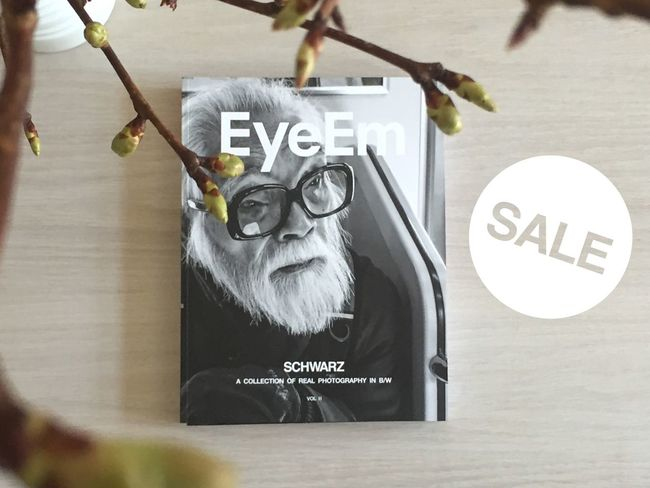 Spring Sale. 50% Off. Get your copy here: swag.eyeem.com