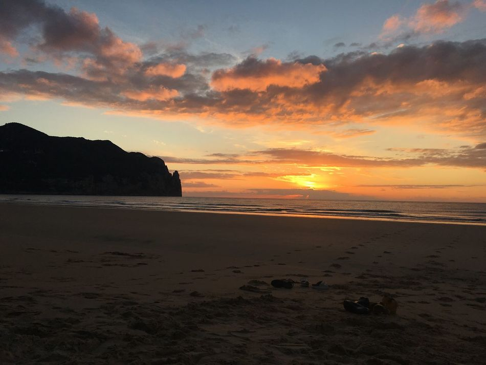 An incredible experience 43 Golden Moments Hello World Enjoying Life Taking Photos Relaxing In Love With Nature Laredo Cantabria Spain Santoña Amanecer Beginnerphotographer