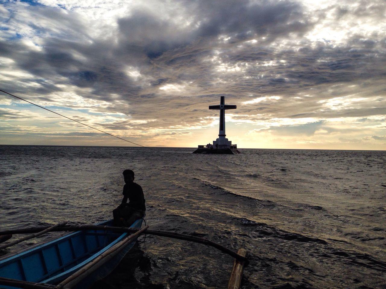 Sunken Cemetery Eyeem Philippines Camiguinisland Sunset Summer2015
