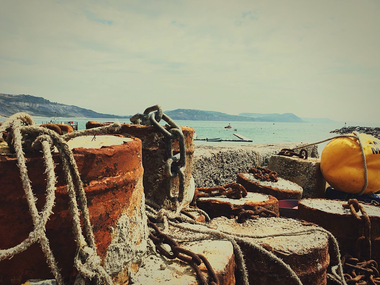 Coast Harbour Lyme Regis Jurrasic Coast First Eyeem Photo Fine Art Photography The OO Mission