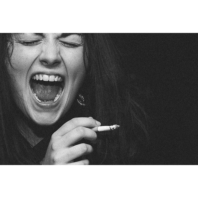   Rage   Portrait Photography Blackwhite Blackandwhite Bw Legality Decisivemoment Atget Cigarette  Shootfromthehip Humancondition Pointandshoot Kb18 KB18Kødboderne Kødboderne Moombahton TheyCallItMoombahton Music DaveNada CopyFlex DavidHeartbreak Phase5 Munchi Canon 7D Canon7D