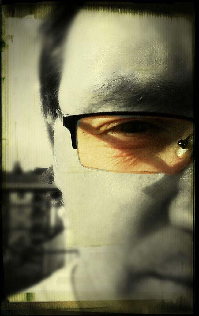Self Portrait Eye Eye Am ...