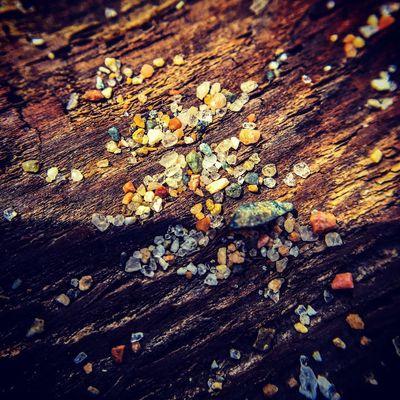 Sands like jewels. Gambo Newfoundland Gambo Pond Sand Jewels Iphonography Shot On IPhone 6s Beach