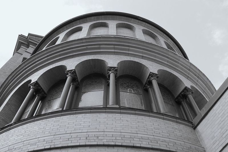 Mount St Sepluchre Franciscan Monastery DC Check This Out Taking Photos FujiX100T Monastery Architecture EyeEm Best Edits Blackandwhite Photography Our Best Pics EyeEm Best Shots - Black + White Washington, D. C. From My Point Of View Sightseeing