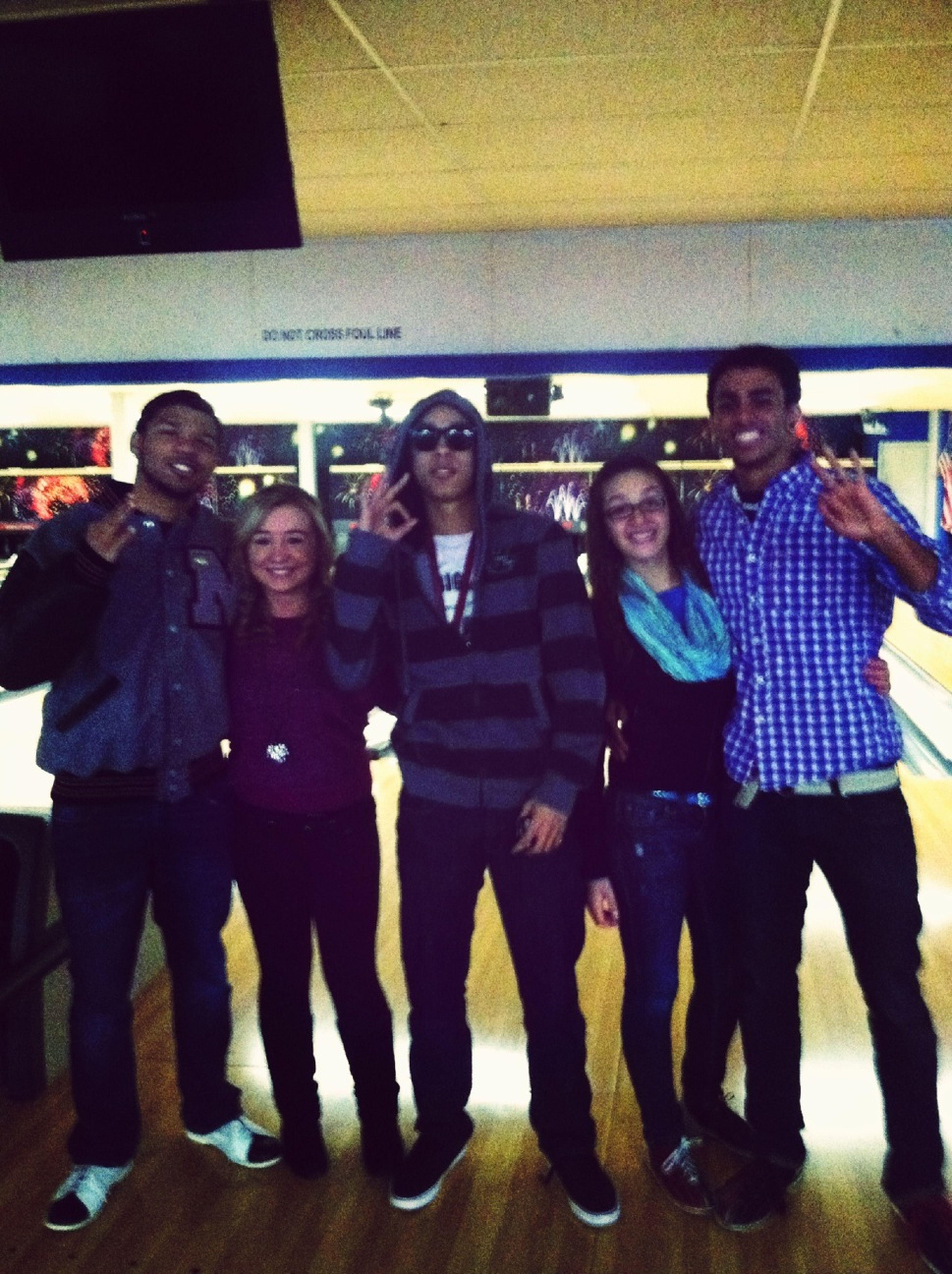 Went Bowling :)