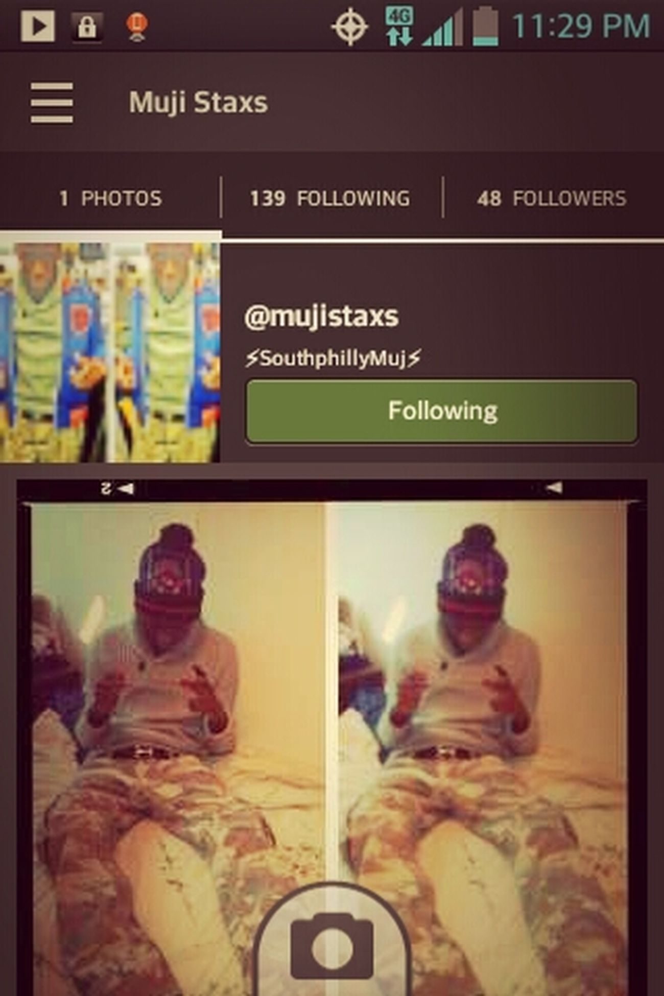 Yoo Everybody Goo Follow My Manz @mujistaxs He A Good Look '