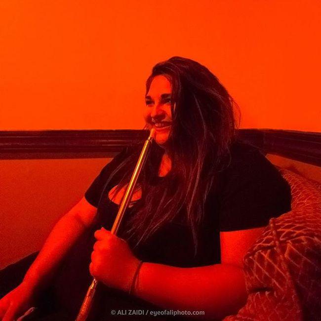 Full Of Air! 😱😤 Northcarolina Salisbury Hookah Girl Thickness Chilling OlympusPEN Penep5 Olympuspenep5