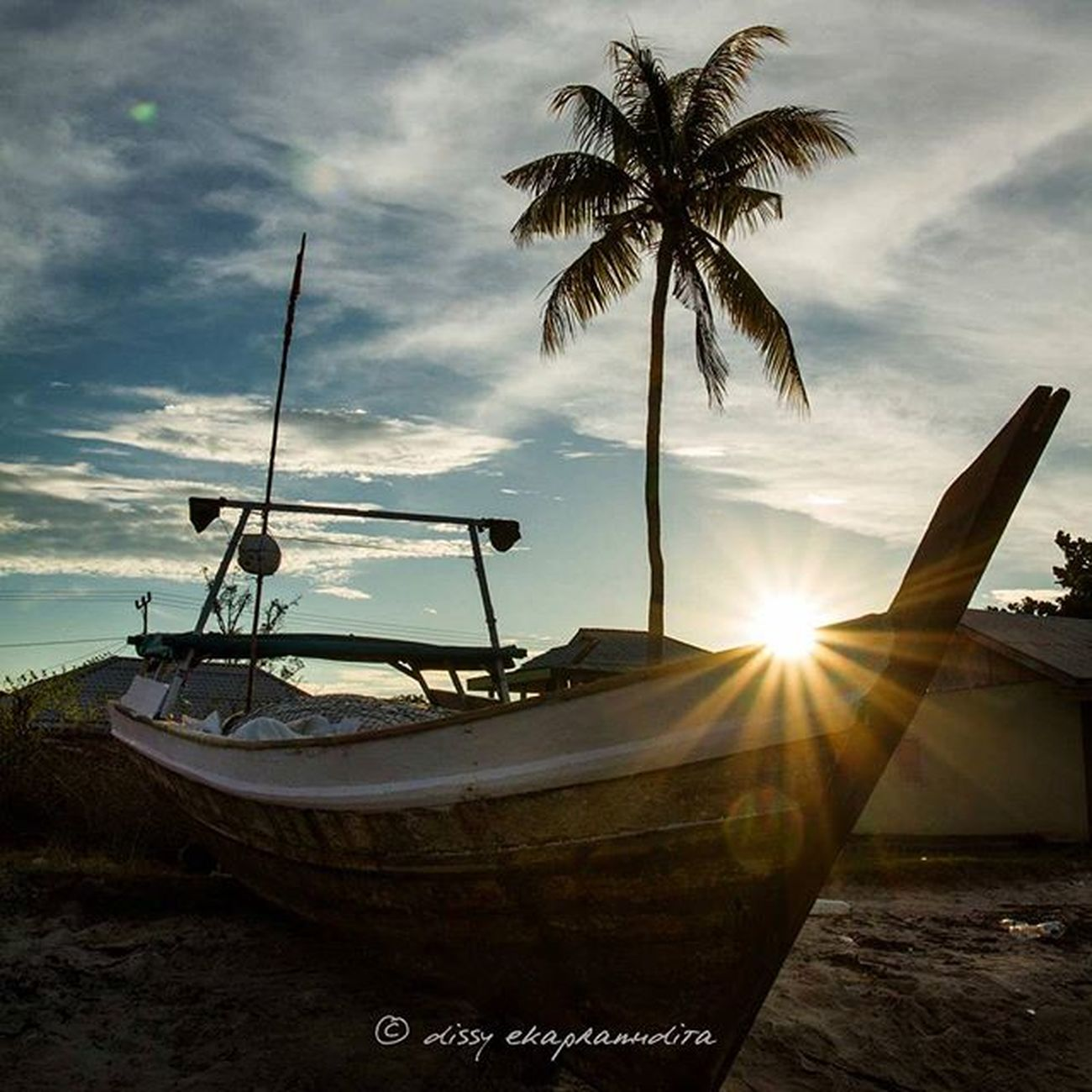 Almost sunset Rupat Sumatera Sunset Boat INDONESIA Indonesiaplayground 1000kata Wonderfulindonesia BeautifulIndonesia Natgeotravel Asiangeographic Instalike Instagram Instagood Photooftheday