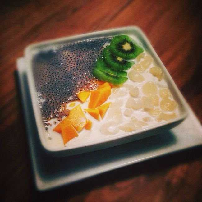 From Nuri desserts hut Chatting