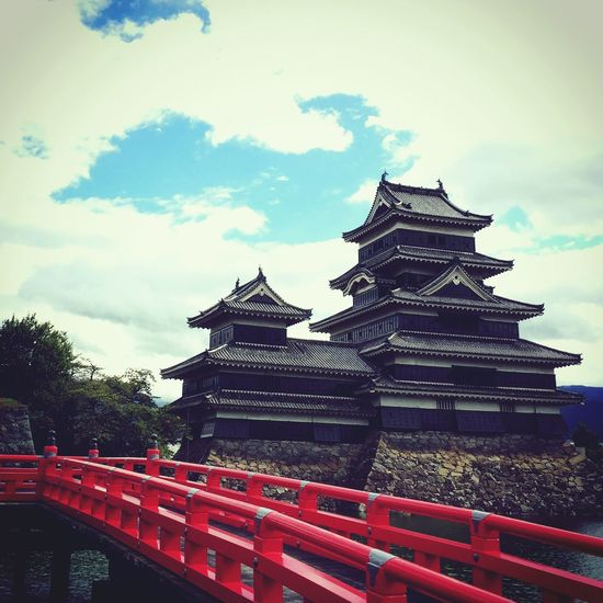 Nagano Matsumoto Castle Japan Castle Matsumoto CITY