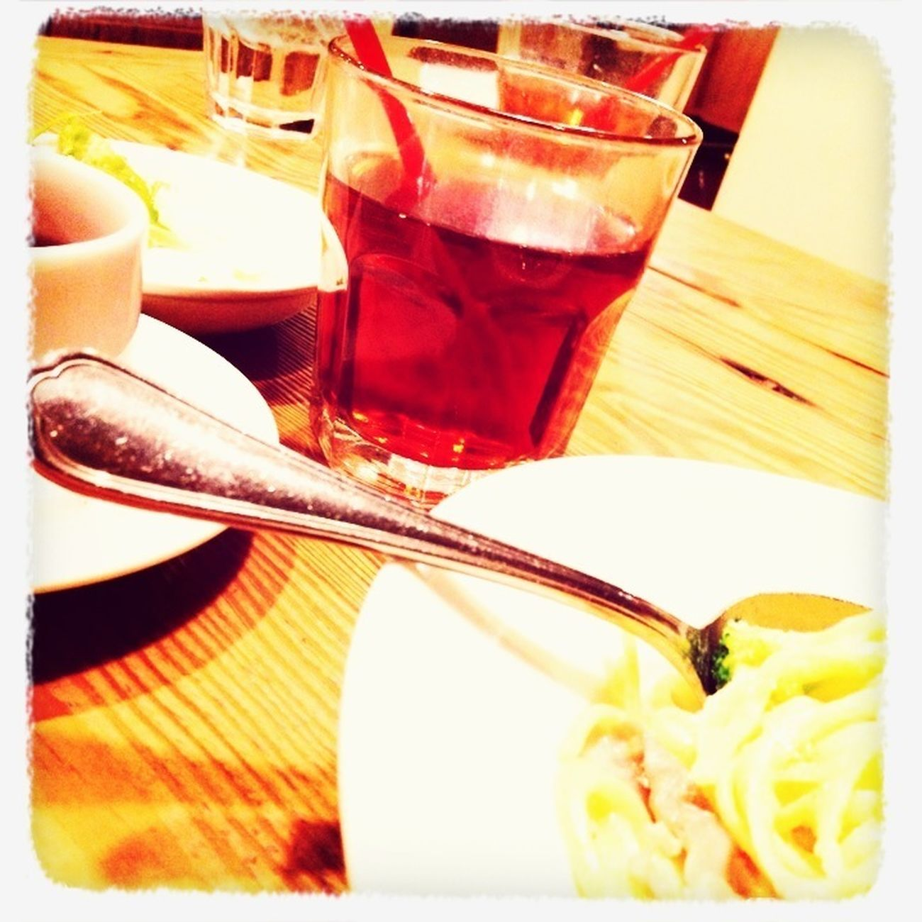 Had a lunch with friend♡