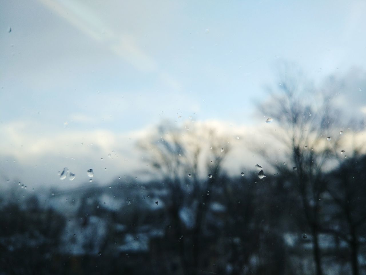 Rain Sky Rainy Season Wet Nature No People Outdoors Day Beauty In Nature Snow ❄ Snow Snapshots Of Life EyeEm Tranquility Minimalism First Eyeem Photo Eyeemphoto Nature Beauty In Nature