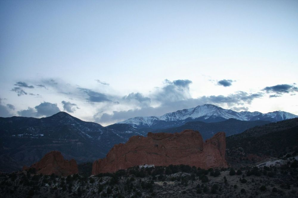 Landscape Sunset Cloudporn Clouds And Sky Coloradogram