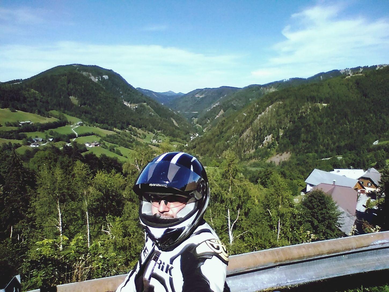 Austria Motorcycle