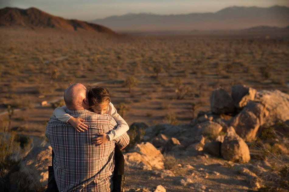 Beautiful stock photos of father, 30-34 Years, 6-7 Years, Affectionate, Arid Climate
