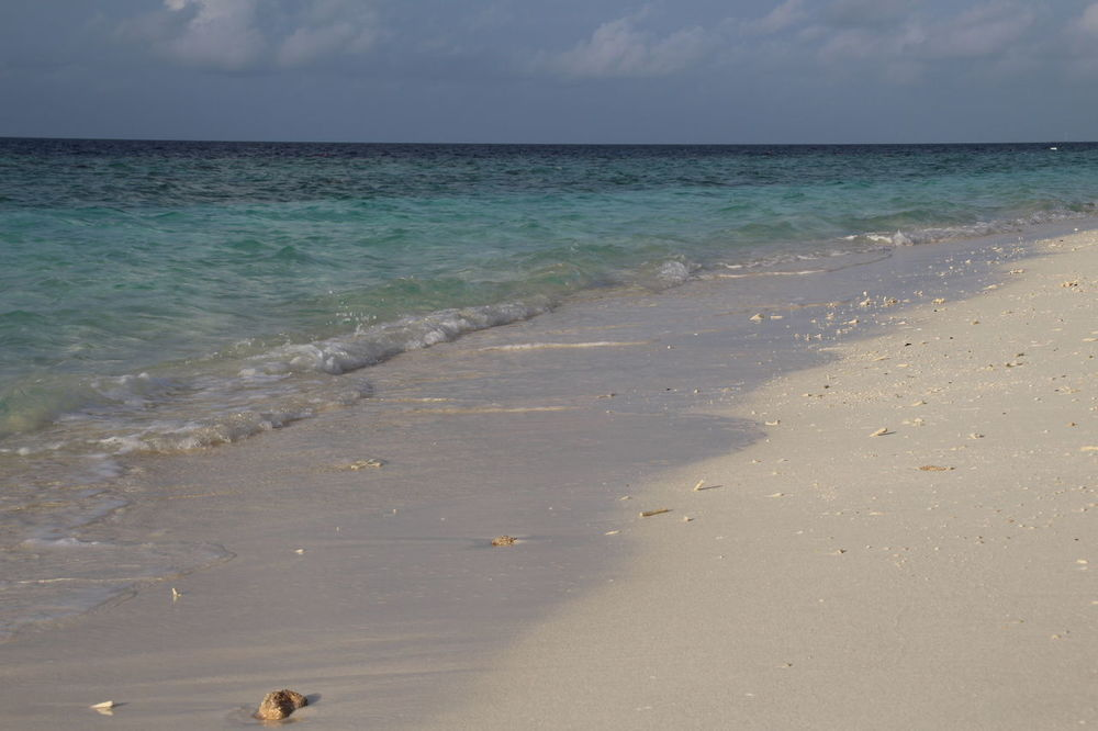 Traumstrand Maledives Malediven  Malediven  Holliday Summer Strand Sky Beauty In Nature Relaxation Beach Been There.