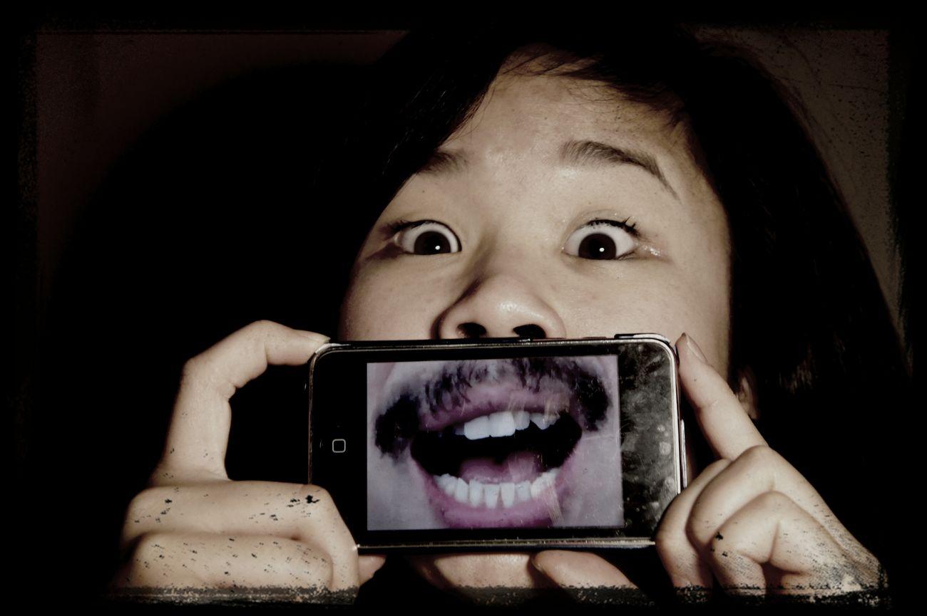 A short hello to the Eyeem world. Crazy Face Too Cool 4 U First Eyeem Photo