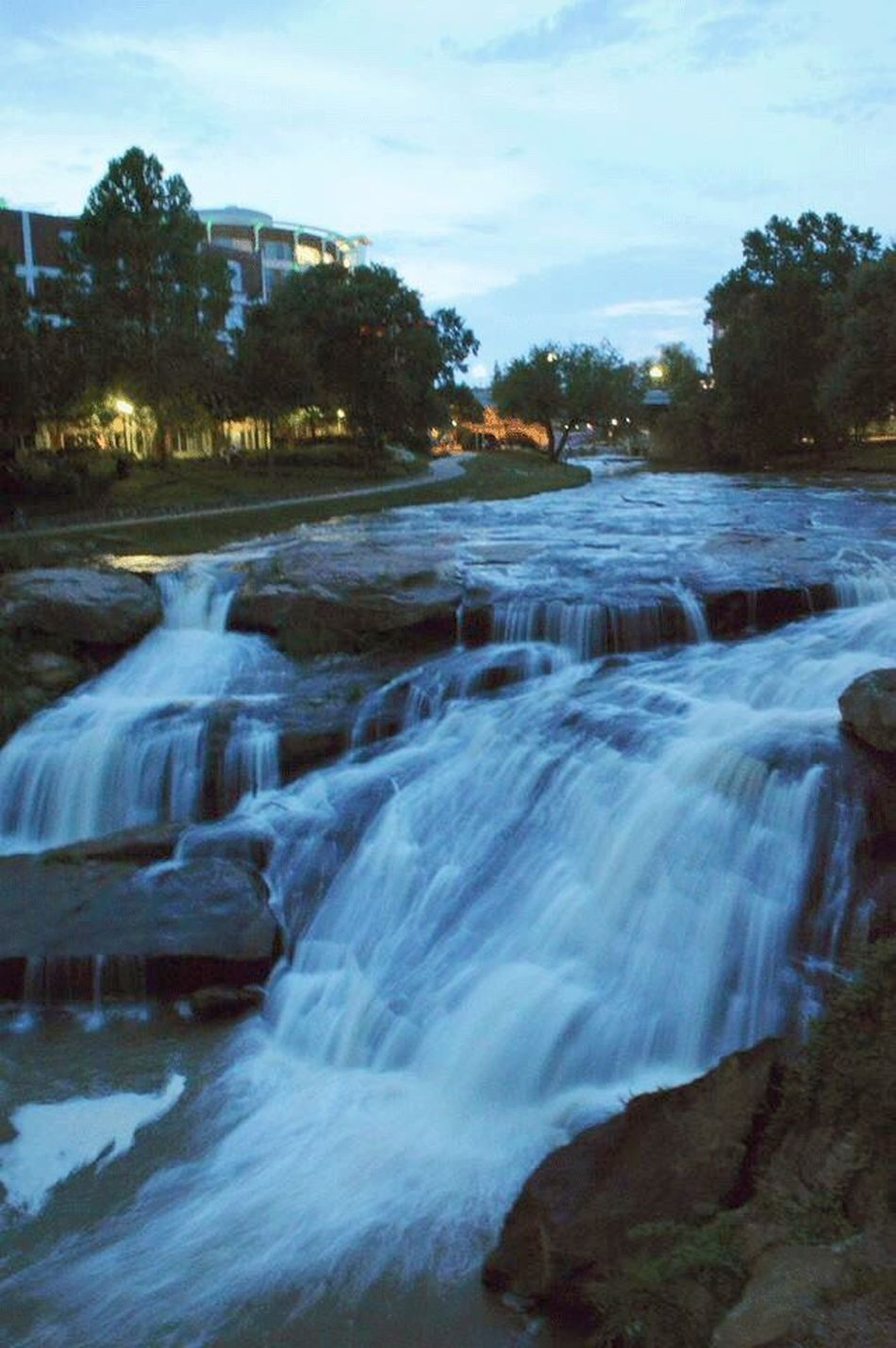 From a 2013 photowalk in Downtown Greenville Long Exposure Motion Water Flowing Flowing Water Beauty In Nature Tranquil Scene Yeahthatgreenville Fallspark Reedyriver Reedyfallspark GreenvilleSC Nikon D3200 Nikonphotography Rock - Object Scenics Southcarolinapictures Southcarolina Lovemycity Stream