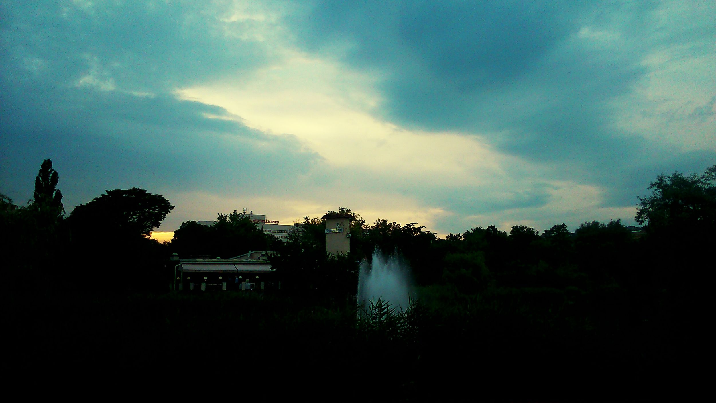 Sunset Silhouettes Open Edit