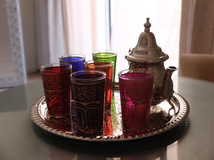 Time for Tea Enjoying Life A Taste Of Life Morrocan Mint Tea