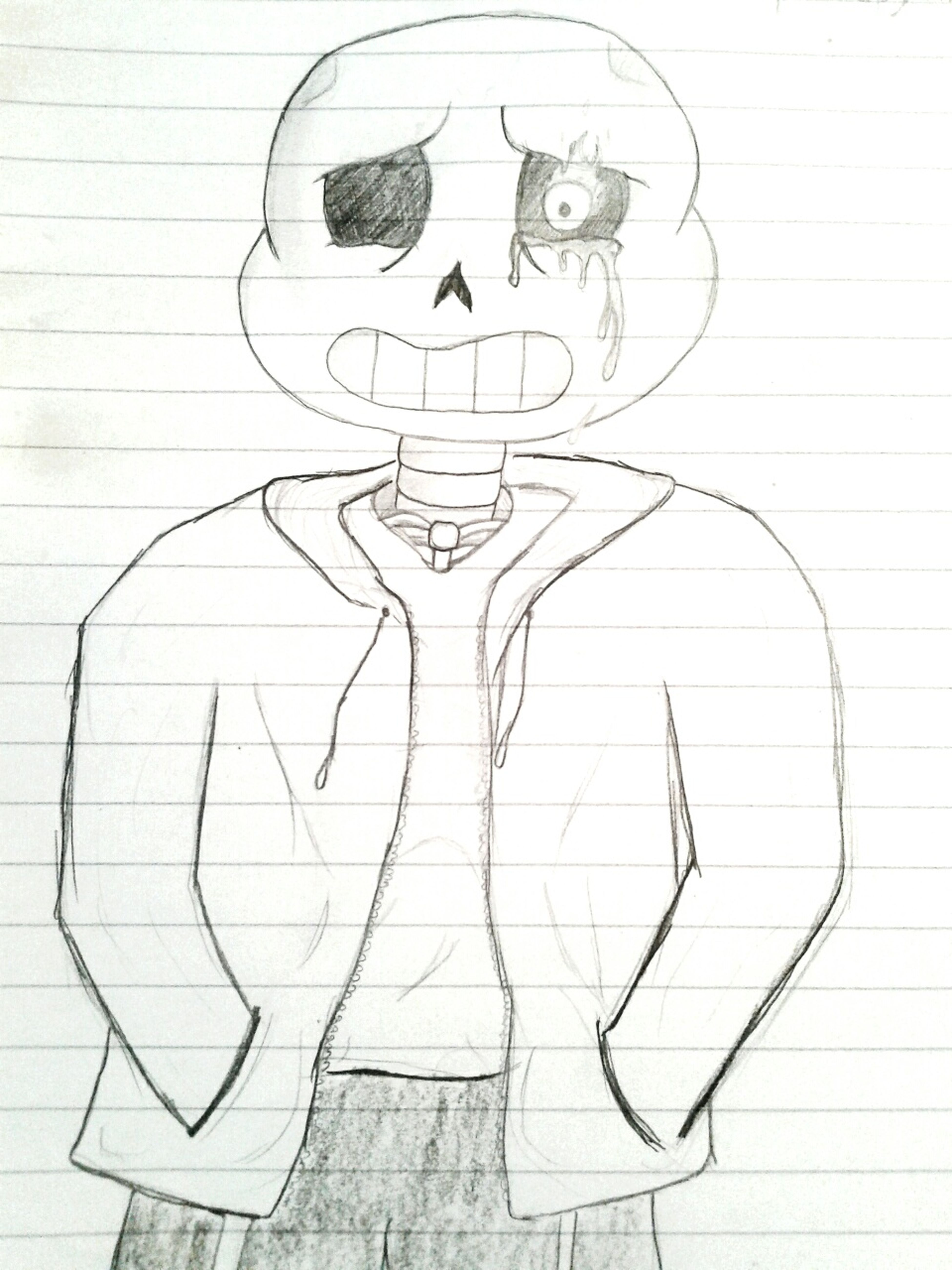 Sans when his brother dies Sans Undertale Sans The Skeleton Papyrus Videogames Rpg Characters In Video Games Toby Fox Sketch Gasterblaster Youre Gonna Have A Bad Time Bad Time