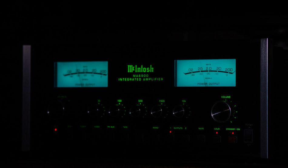 amplifier Illuminated Music Night No People TakeoverMusic Technology