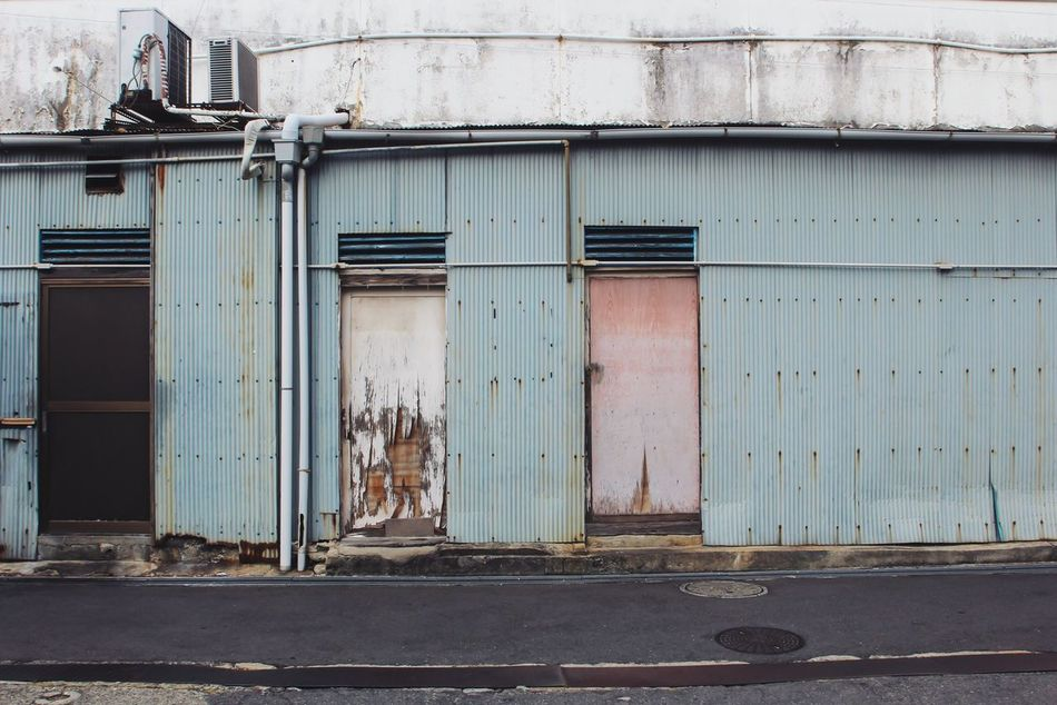 Beautiful stock photos of old, Abandoned, Architecture, Built Structure, Corrugated