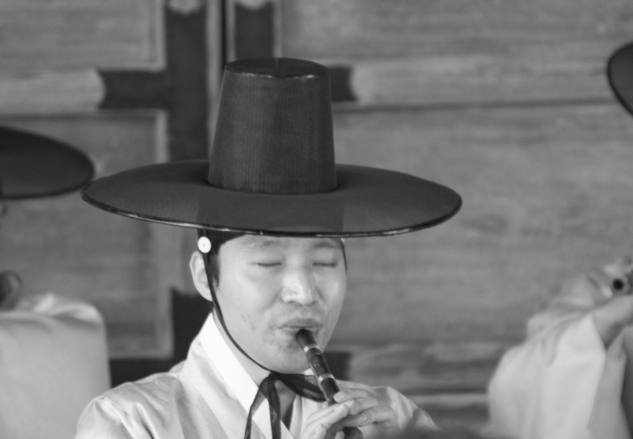 창경궁(ChangGyeongGung) Korean Traditonal Performance Pipe