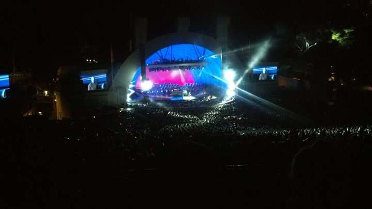 Concert Hollywood Bowl