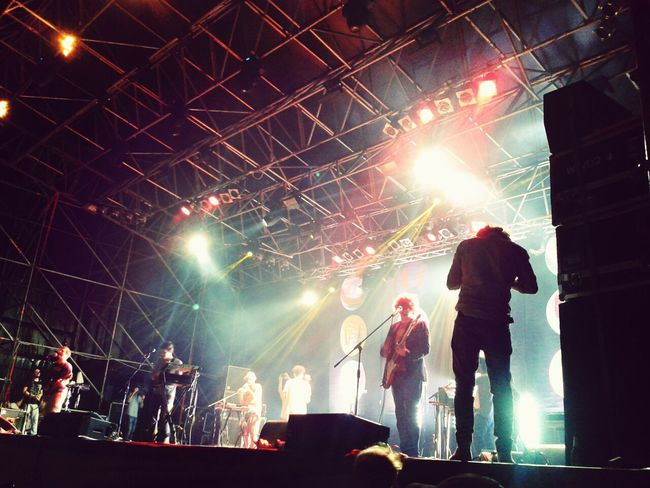 Lo stato sociale, Sherwood Festival, Padova.