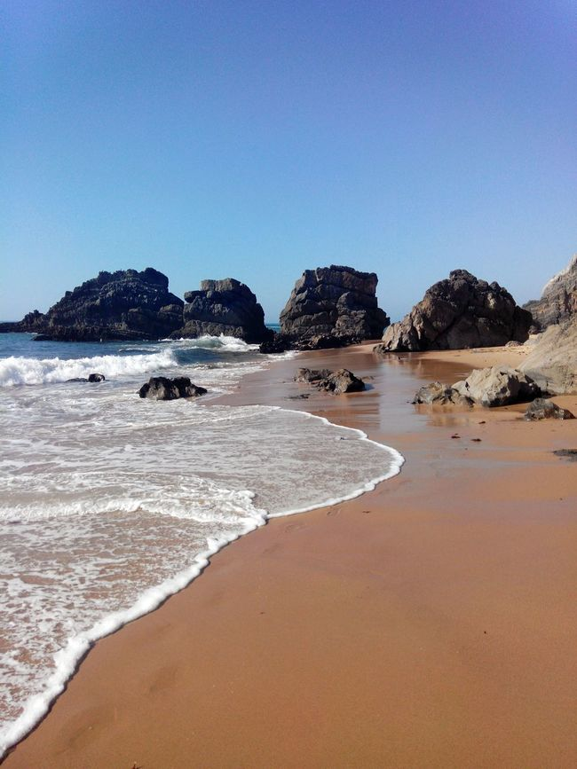 Adraga Praia Da Adraga Beachscape Beach Beachrocks Beachview Beachphotography Beach Time Beachsand Beach Waves