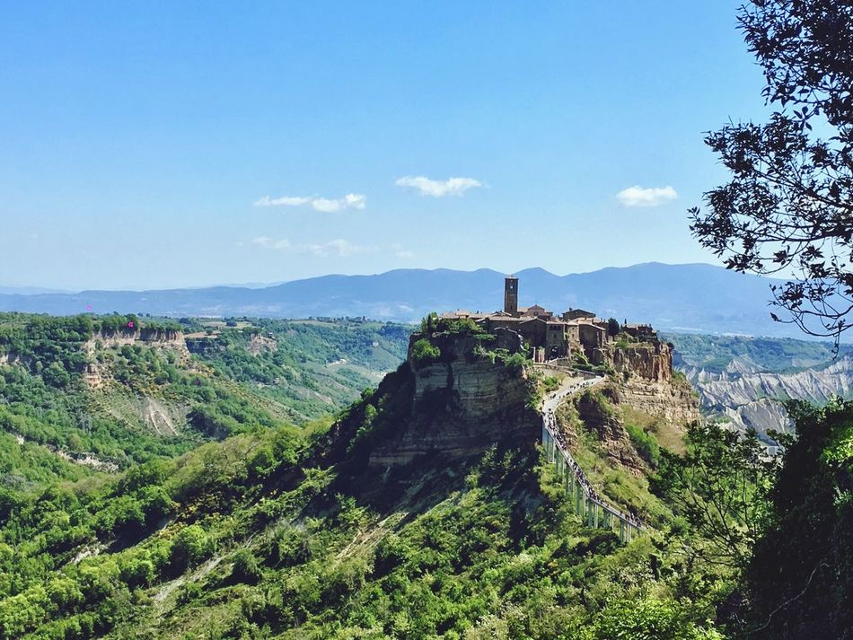 Visiting the Dying City : Civita Di Bagnoregio - Architecture Nature Travel Destinations Beauty In Nature Town Tuscany