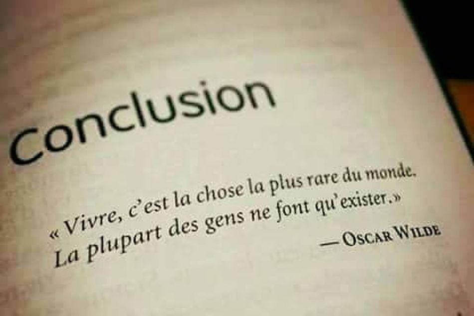 Vivre........... Good Vibes✌ Enjoying Life La Vie Et Belle ❤ Today :) Citationdujour Philosophy Of Life