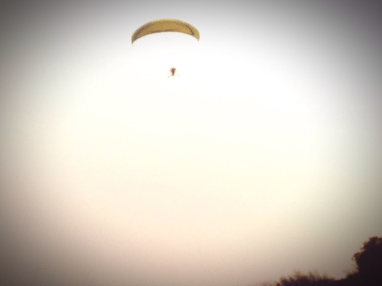 Paragliding Adventure Thrill Best Experience Sky Is The Limit