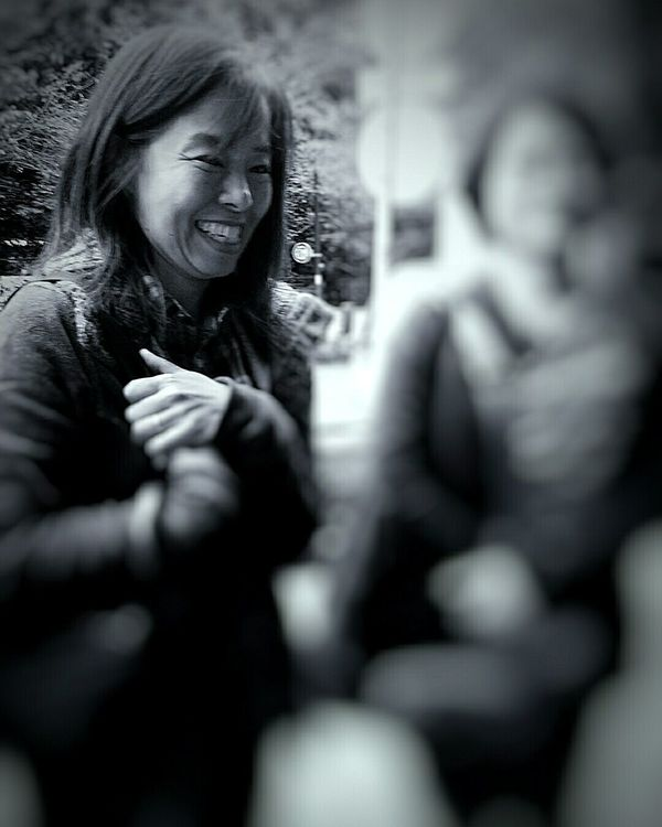 Akiko Smile Smilecollection Japanese Woman Queue Lunctime Bnw Bnwcollection Bnwphotography Bnw_captures Bnw_tokyo Bnw_japan EyeEmbnw Chiyoda Tokyo Japan Humaninterest Travelphotography Streetphotography