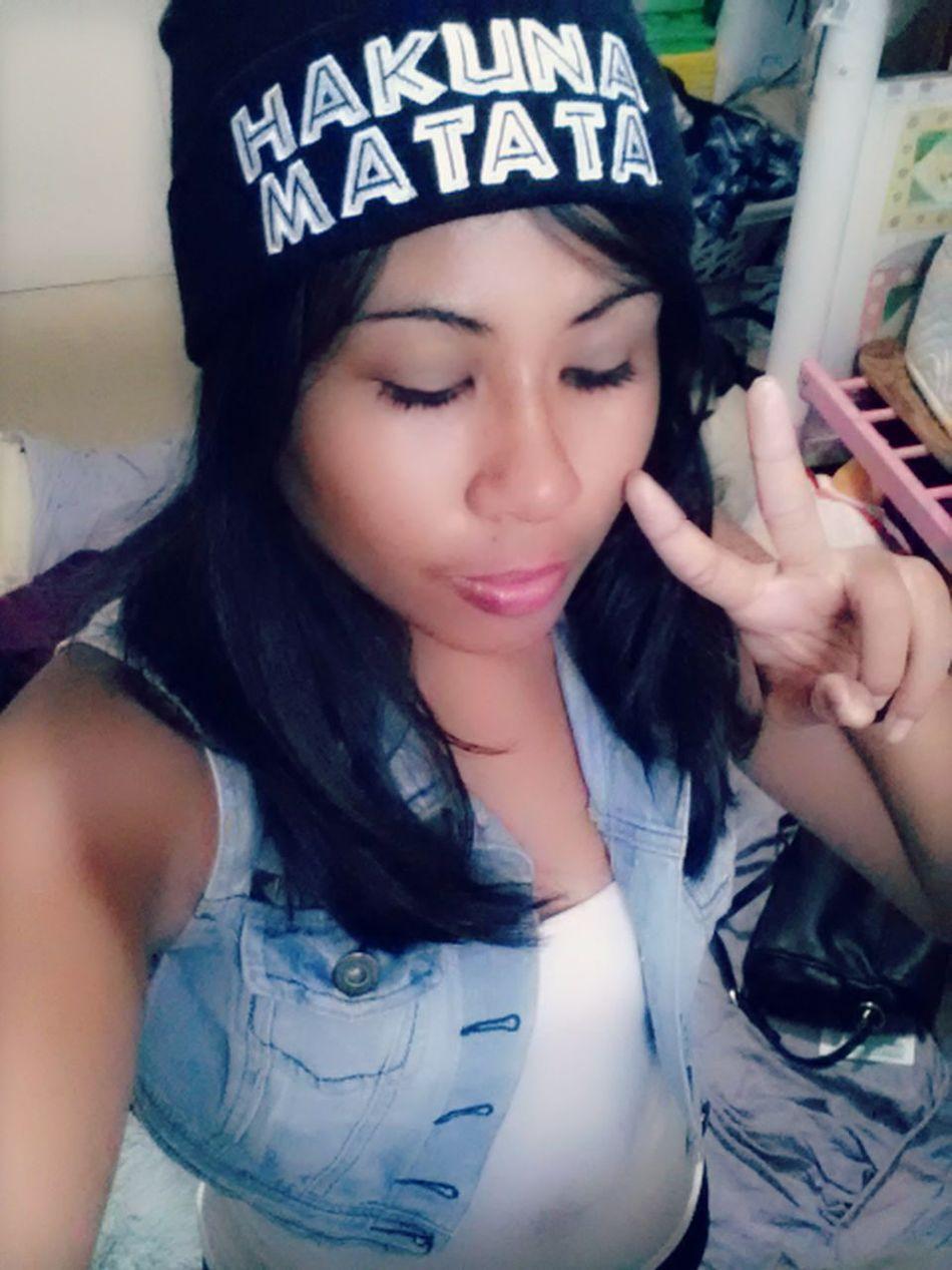 Hakuna Matata Selfie Deuces