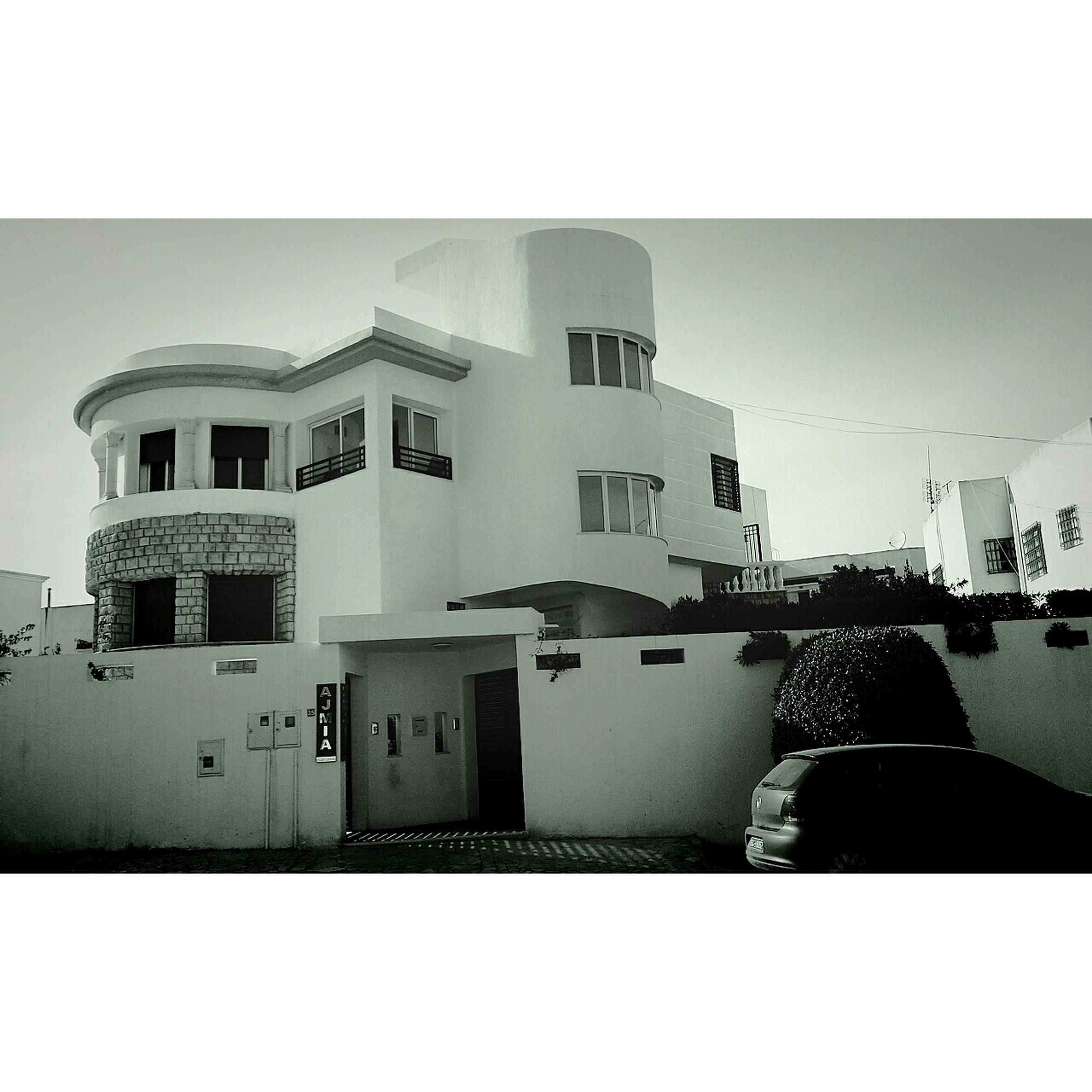 Blackandwhite Taking Photos Architecture_bw Thatishowmodernitylookslike