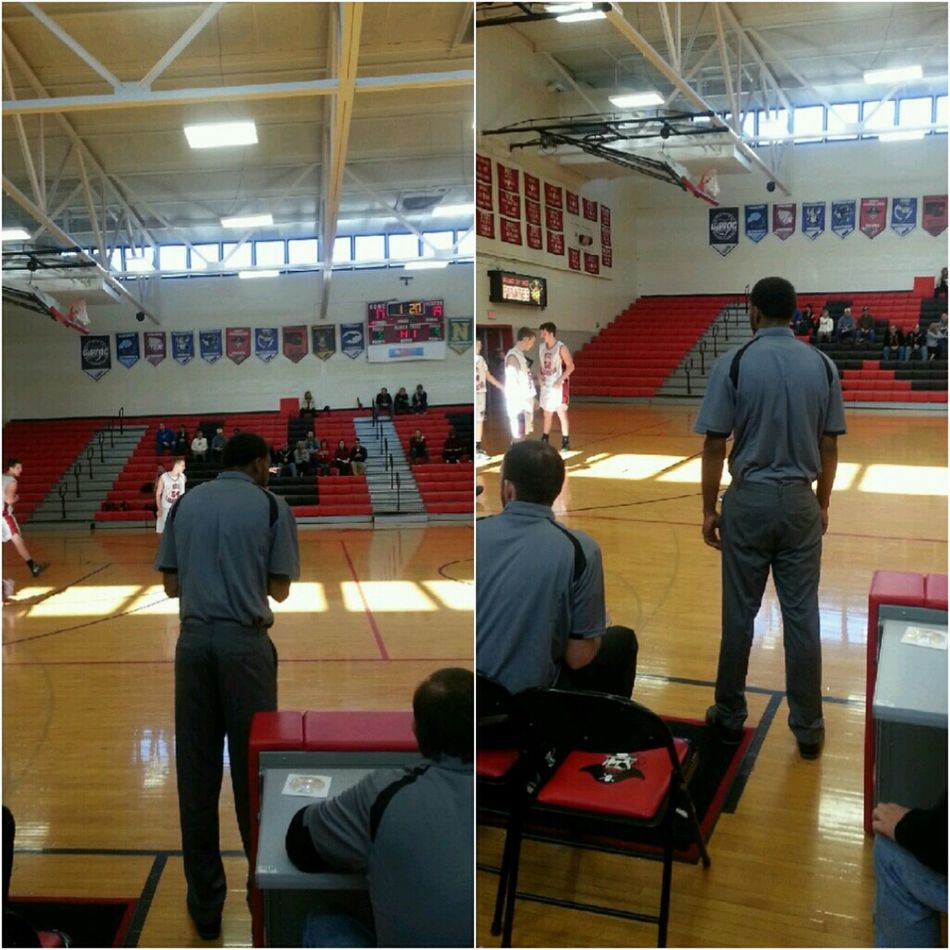 My Brother Coaching!
