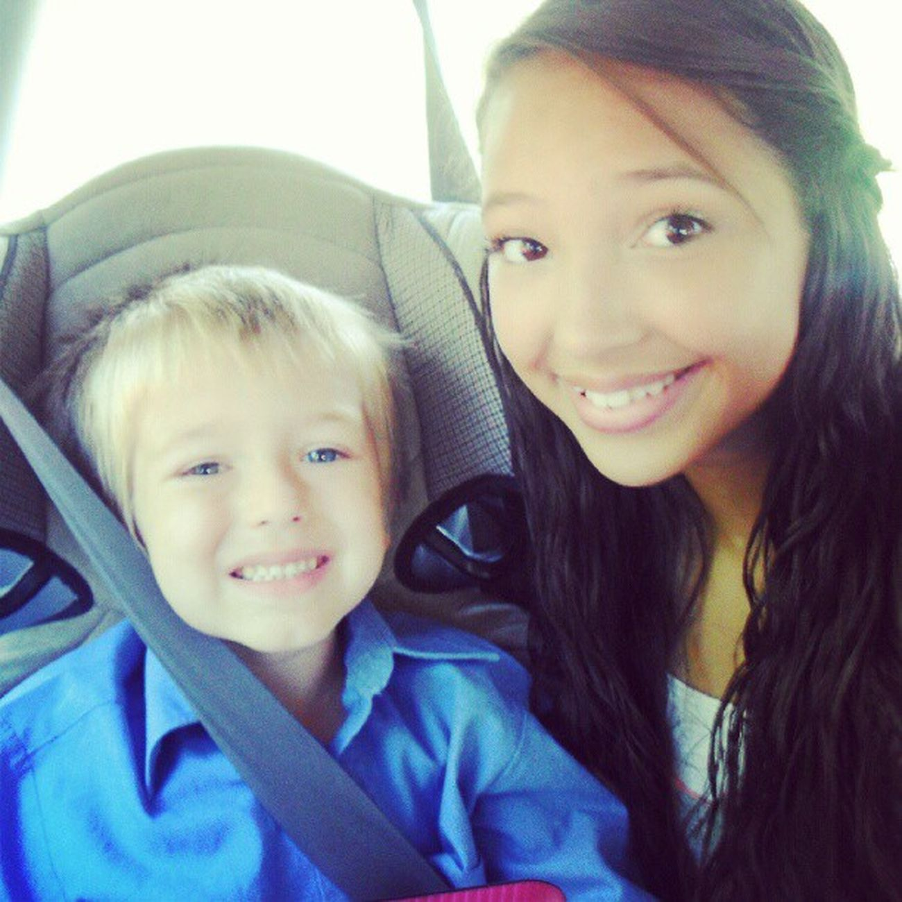 What a cutie!:) ThatsMyBrother Brother Sibling Smiles