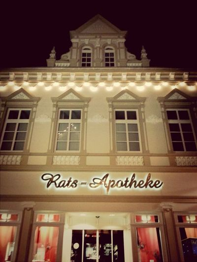 Quakenbrueck Germany Architecture