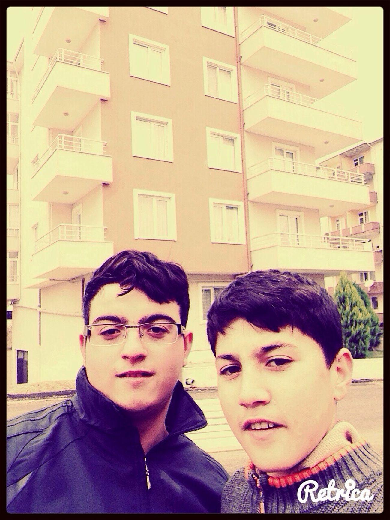 Kardeşimle