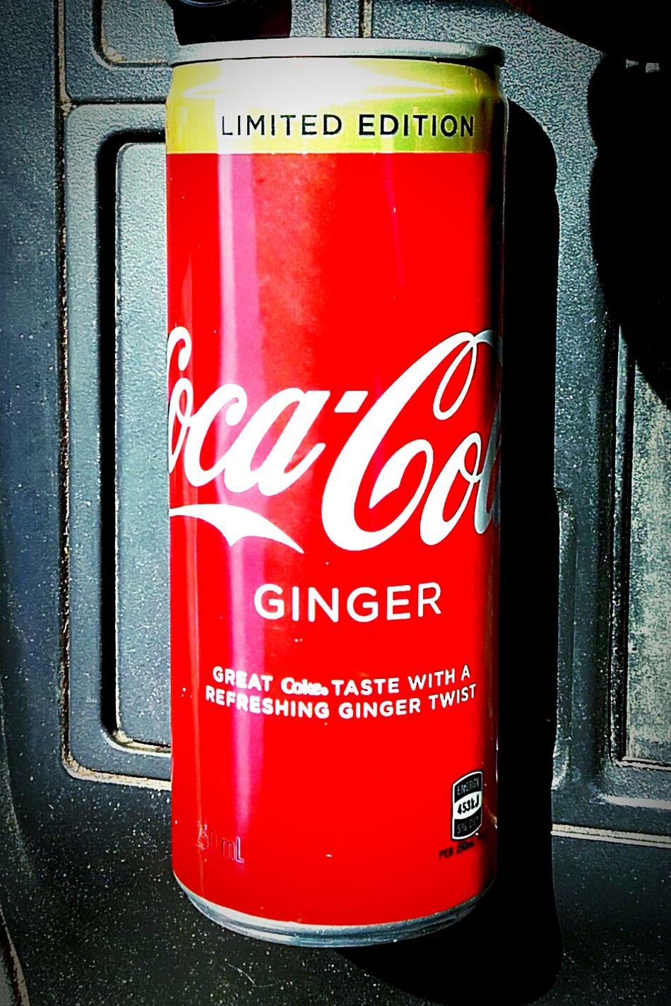 Coke-ginger Coke Ginger Coca-Cola, Logo/label/sign/poster Coca~Cola ® Coca-Cola Ginger Coke Coke :) Coca-cola Coca Cola Coca~cola Coke Can Coke Cans Coca-Cola ❤ Ginger Coke CokeGinger Coca~Cola Labeling Coke Adds Life Limited Edition Limitededition Cola Sodapop Coca-Cola, Label/logo/sign GingerCoke Ginger Coca-Cola Cocacola