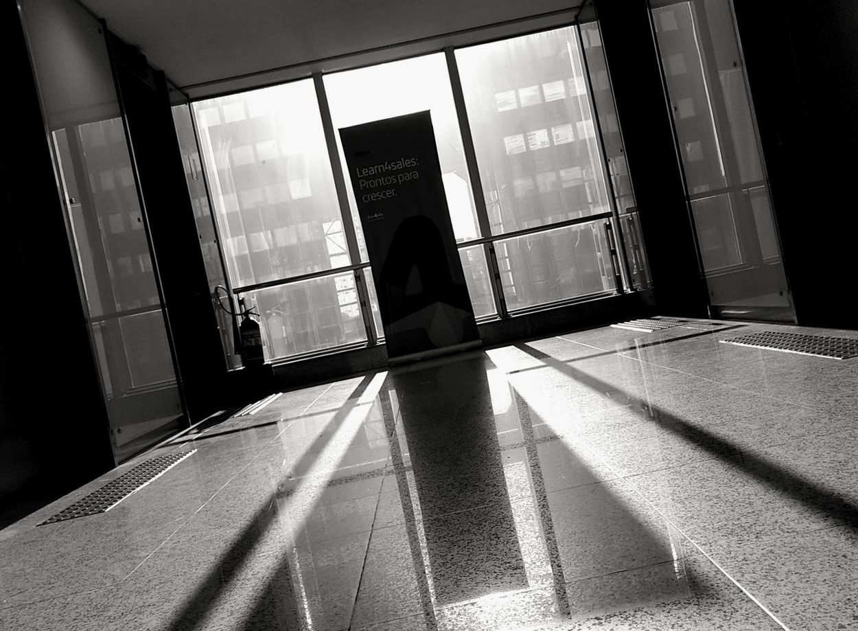 Indoors  Window Shadow Architecture Office Nopeople Monochrome Photography MotoZPlay EyeEm Best Shots Smartphonephotography Illuminated Workplace Workplacedesign The Week On EyeEm